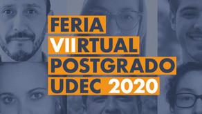 VII Feria Virtual Postgrado UDEC 2020