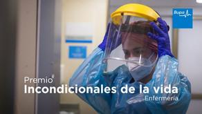 Premio Enfermería: Incondicionales de la Vida - BUPA / UMAYOR / ACHIEEN