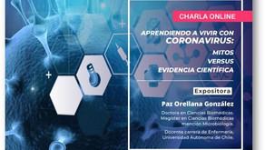 Aprendiendo a vivir con Coronavirus - Enfermería Universidad Autónoma