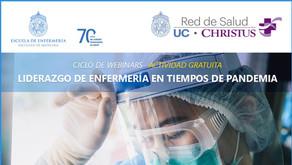 Liderazgo en Enfermería en Tiempos de Pandemia - UC