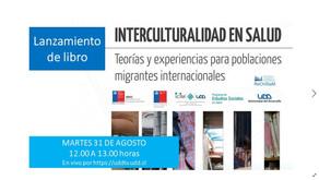 Interculturalidad en Salud / Lanzamiento de libro - UDD