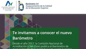 Nuevo Barómetro en Línea - CNA Chile