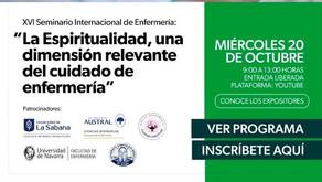 XVI Seminario Internacional de Enfermería - UANDES
