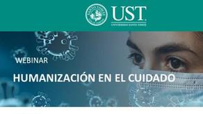 Webinar: Humanización en el Cuidado - Universidad Santo Tomás
