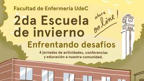 Escuela de Invierno - Enfermería UDEC