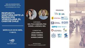 Respuesta sanitaria ante la migración venezolana: El caso de Chile - UDD