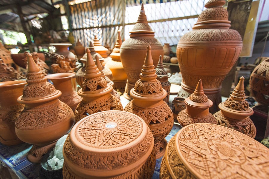 Koh-Kret-Pottery-Village-2