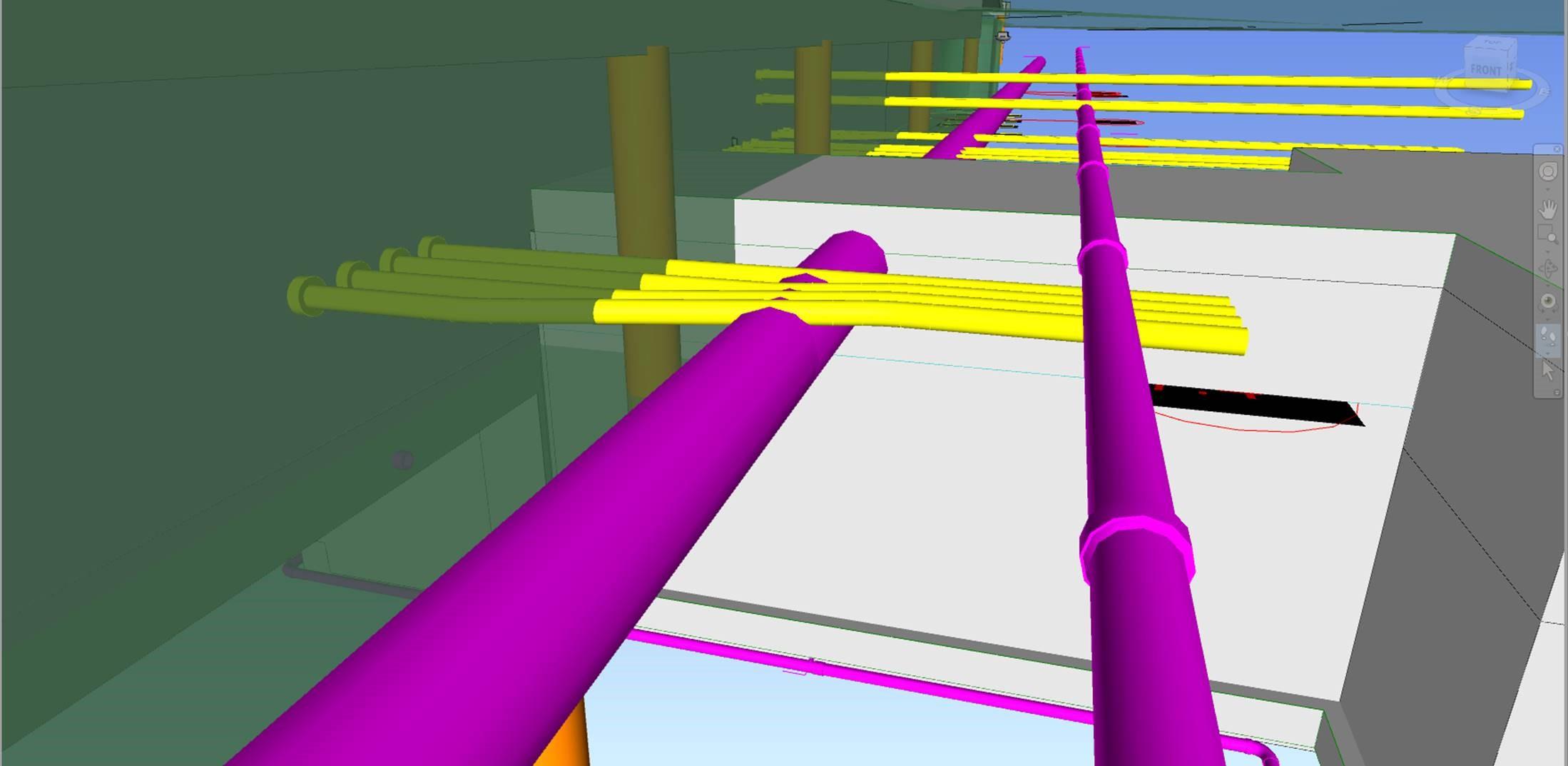 plumbing-conduit clash2
