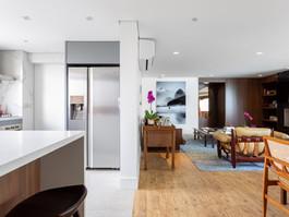 Cozinha / Sala de jantar