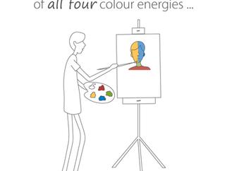 Las reglas de la vida colorida ....