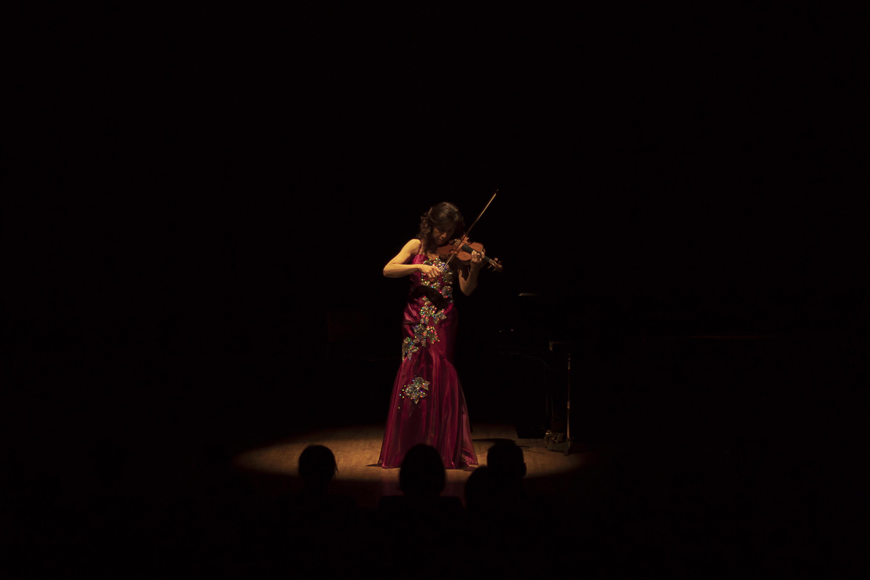 大平まゆみヴァイオリンリサイタル2018