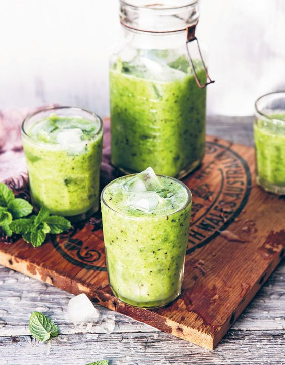 smoothie, green smoothie