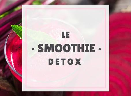 Votre smoothie detox