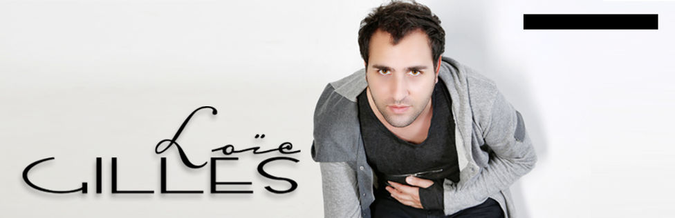 Loïc Gilles site officiel