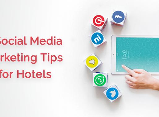 4 consigli di marketing sui social media per gli hotel