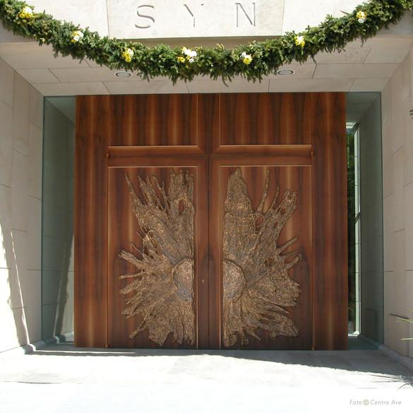 Portão - Igreja parr. 'S.Giusto'