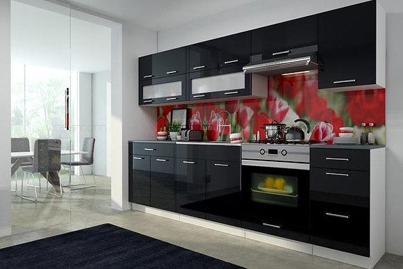 Küchenblock Scarlet