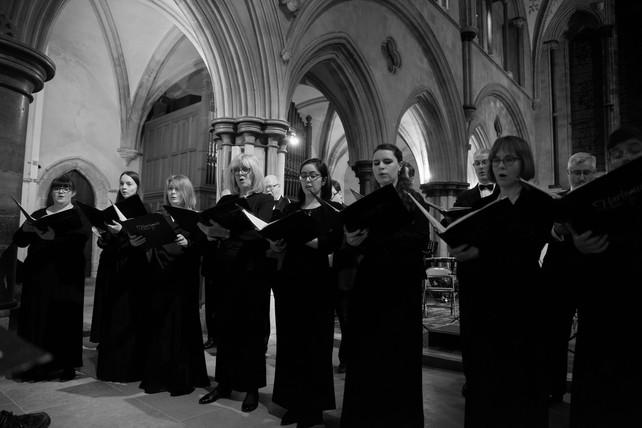 Harlequin Chamber Choir