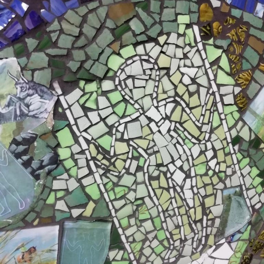 Long Man Mosaic