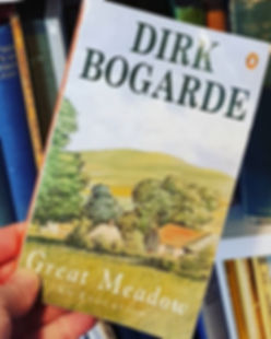 Dirk Bogarde grew up in the shadow of Wi