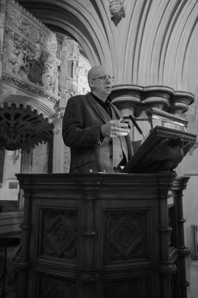 Cole Moreton (author & journalist)