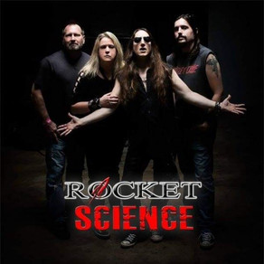 Rocket Science live tonight at Cherokee Casino West Siloam