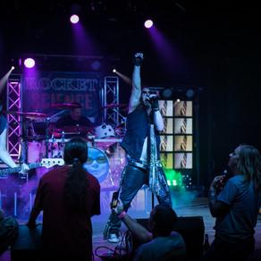 Rocket Science this Saturday, Dec 14 at Cimarron Bar