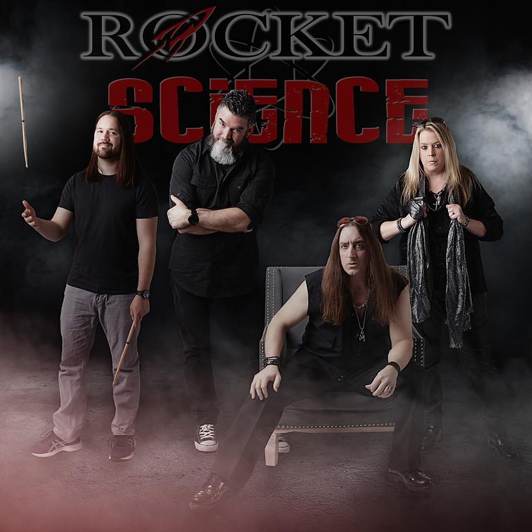 Rocket Science at BlackGold Days