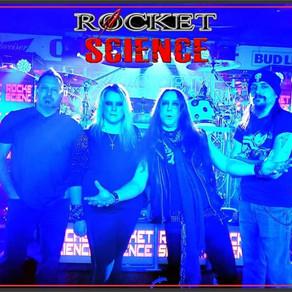 Rocket Science at Cherokee Casino West Siloam Sat, Dec 28