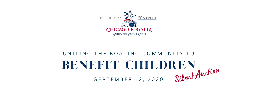 Banner_2020 Chicago Regatta_SILENT AUCTI