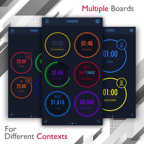 Multiple Boards and Timers
