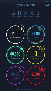 Timerboard Edit Bar