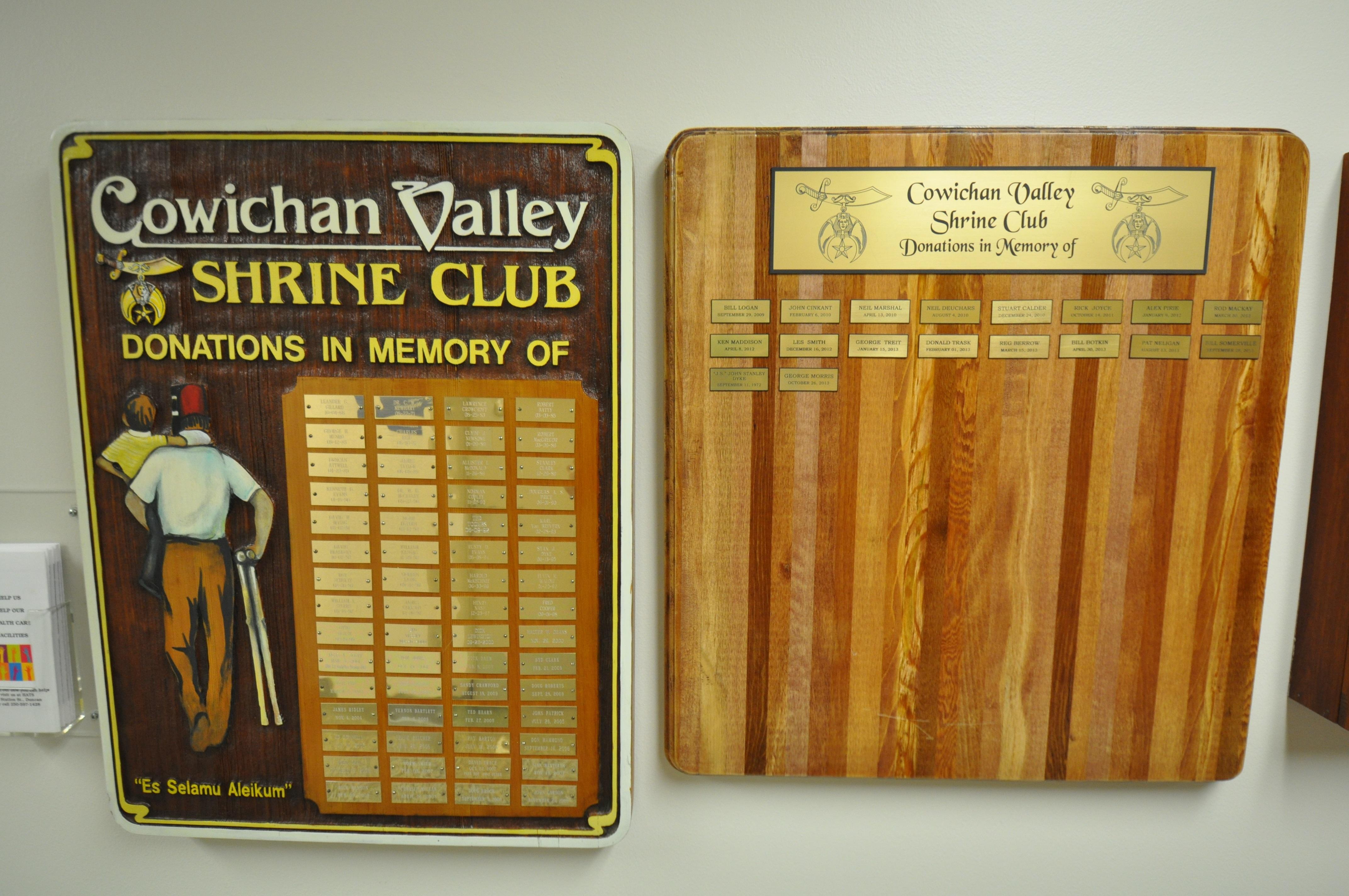 CVSC Memorial Plaques 2016 3