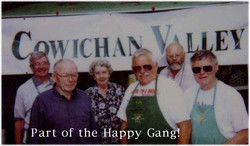 Old Cook Wagon Happy Gang
