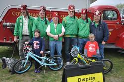 2016 U6 Shriners Soccer Bike Winners
