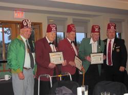 2012 CVSC Life Memberships