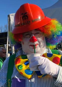 """2019 Shrine Clown """"Mack"""""""