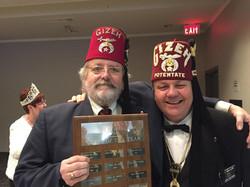 CVSC Noble of the Year 2014