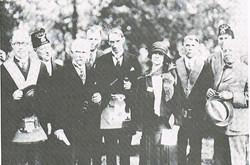 Gizeh Cornerstone Alexandra Solarium 1930