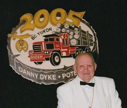Potentate Ill. Sir Danny Dyke