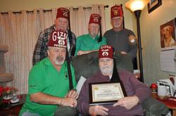 Doug Lumb Honourary Life Membership