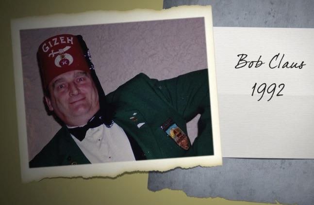 Bob Claus President 1992