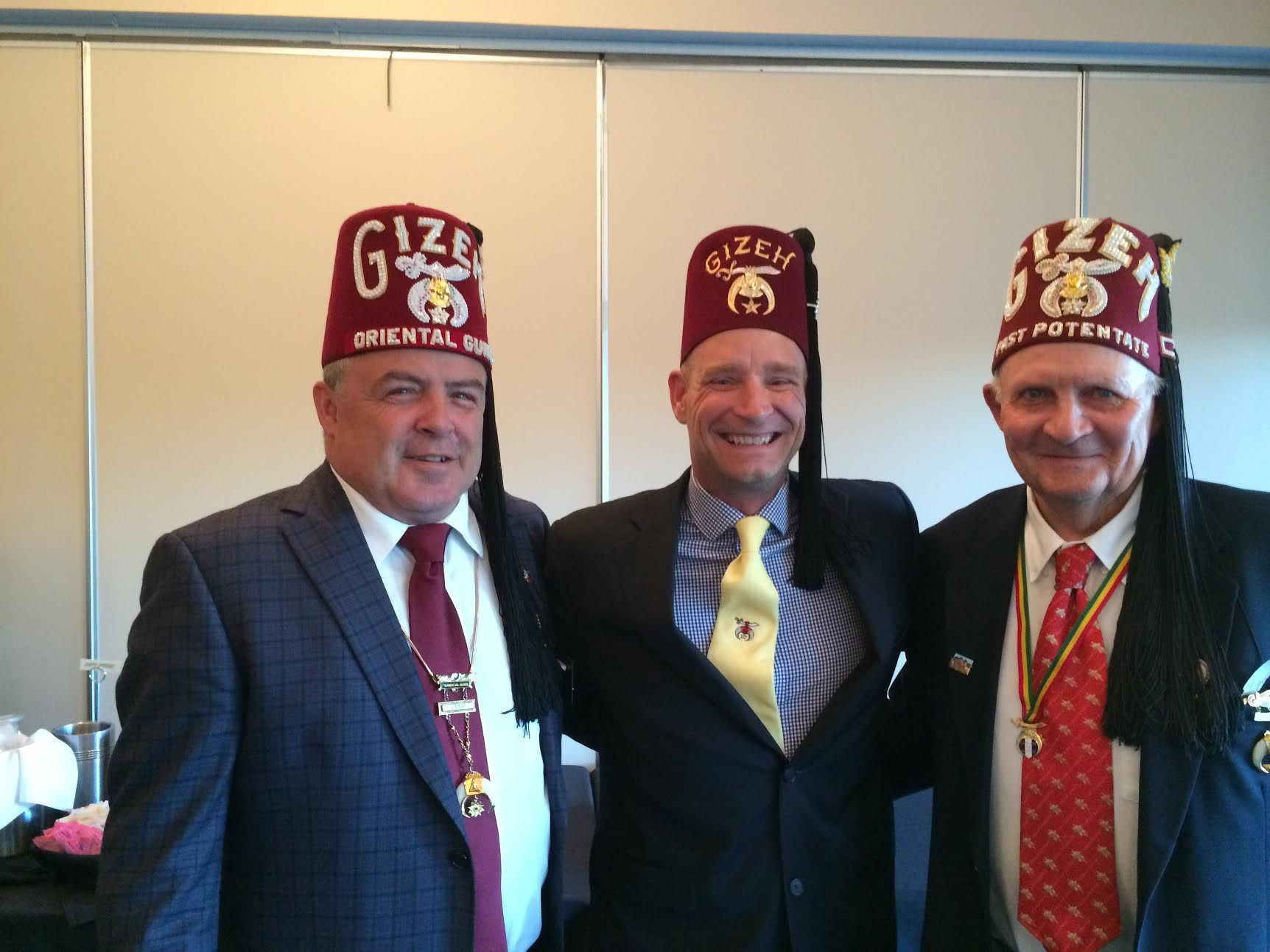 New Shriner 2014