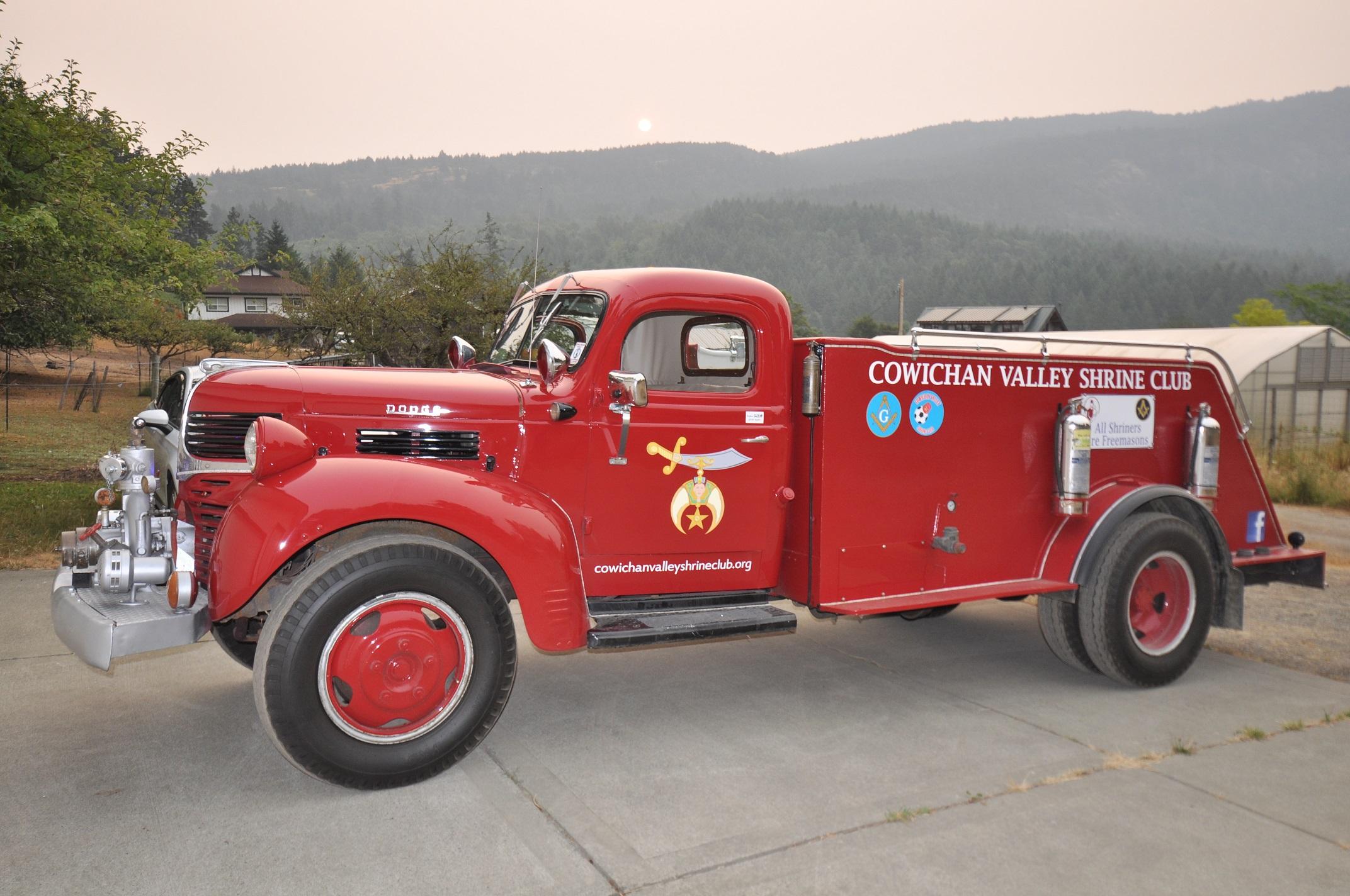 Fire Truck 8-5-2017