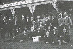 Gizeh Auto Club 1913