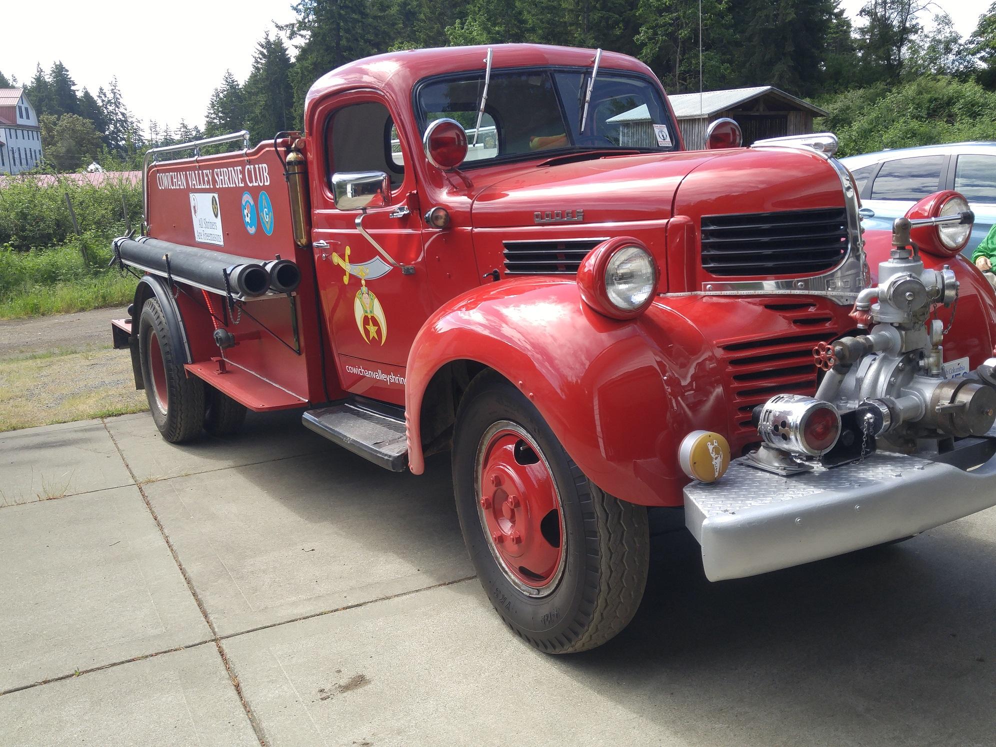Fire Truck 2017