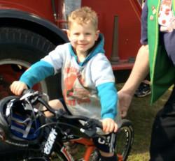 Bike Winner Mason 2014