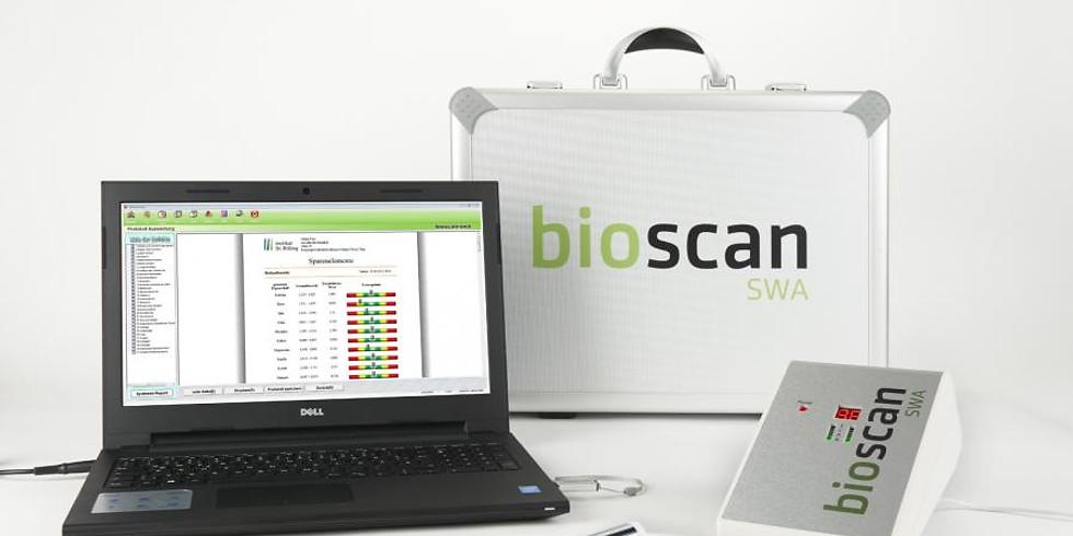 Bioscan Testung