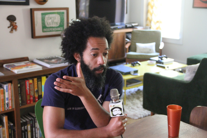 Season 5: Ep.50: Wyatt Cenac and Boethius