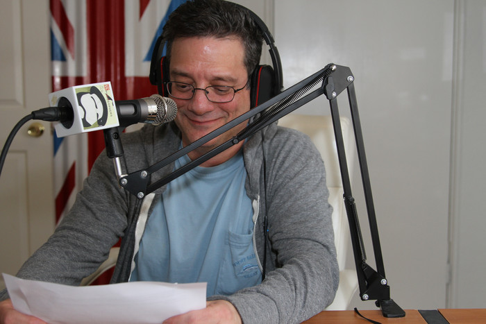 Season Three: Episode 31:Andy Kindler and Michel Foucault